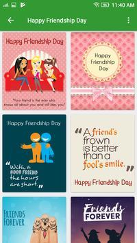 Happy Friendship Day screenshot 4