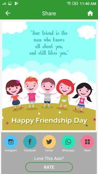 Happy Friendship Day screenshot 9
