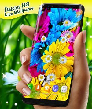 Daisies HQ Live Wallpaper apk screenshot