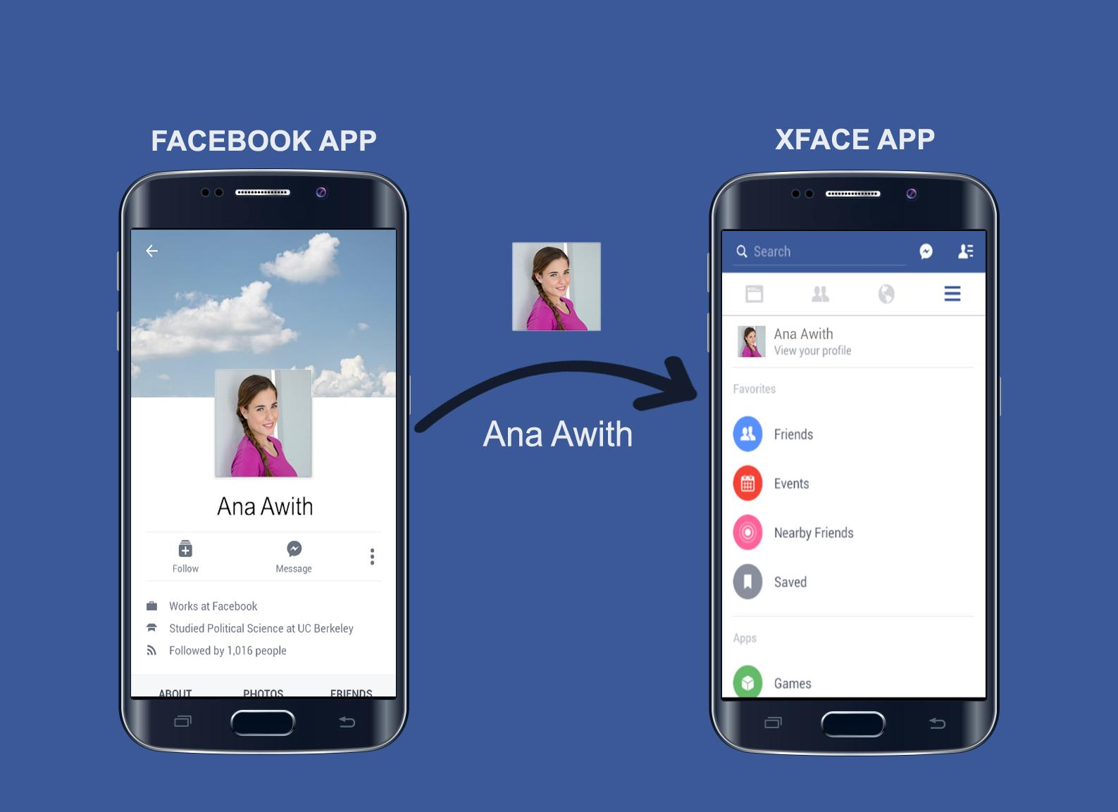 xFace - Hack Fb Account Prank for Android - APK Download