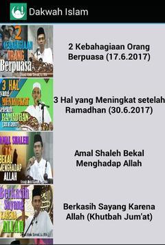 Dakwah Islam screenshot 7