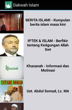 Dakwah Islam poster