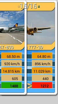 Aircraft Top Trumps Cards screenshot 1