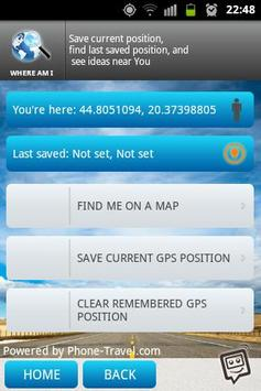 Travel Guide Maps&Atractions apk screenshot