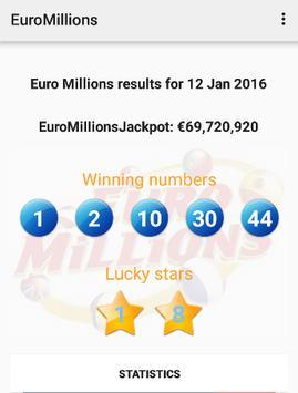 EuroMillion poster