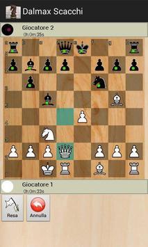 Dalmax Chess poster