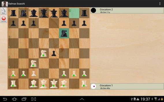 Dalmax Chess screenshot 3