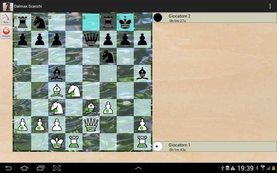 Dalmax Chess screenshot 4