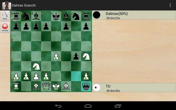 Dalmax Chess apk screenshot