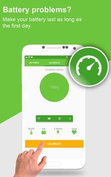 Battery Calibration Pro screenshot 5