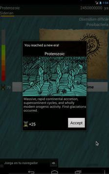 Evolve! apk screenshot