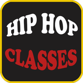 Hip Hop dance classes, old school, learn to dance icon
