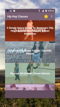 Hip Hop dance classes, old school, learn to dance screenshot 4