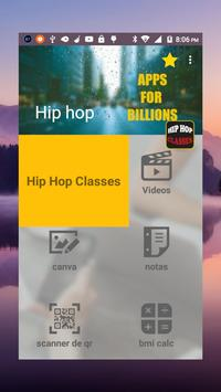 Hip Hop dance classes, old school, learn to dance screenshot 1