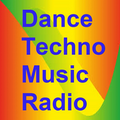 Dance Techno Music Radio icon