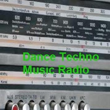Dance Techno Music Radio screenshot 1