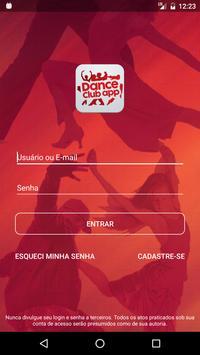 Dance Club App poster