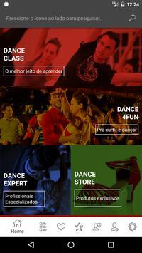 Dance Club App screenshot 2