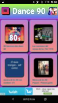 Dance 90 poster