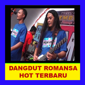 DANGDUT ROMANSA HOT TERBARU icon