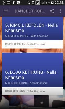 DANGDUT KOPLO NELLA KHARISMA スクリーンショット 6