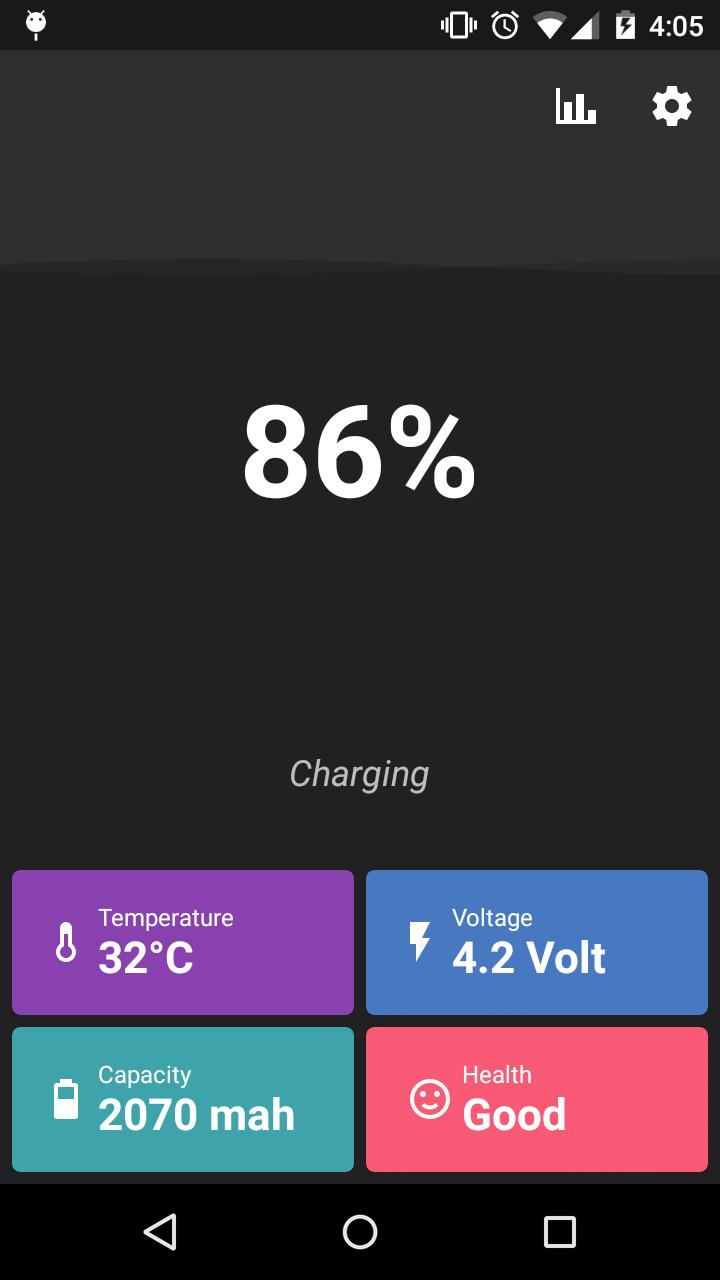 Battery Status Monitor for Android - APK Download