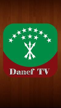 Danef TV poster