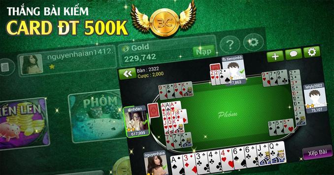 Danh Bai Doi Thuong 3C win.win screenshot 5