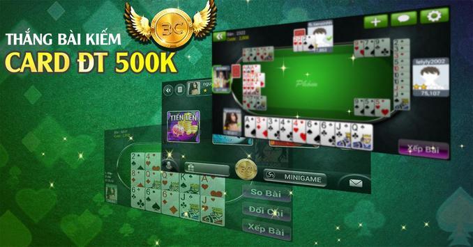 Danh Bai Doi Thuong 3C win.win screenshot 7