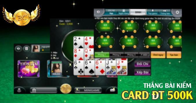 Danh Bai Doi Thuong 3C win.win screenshot 1