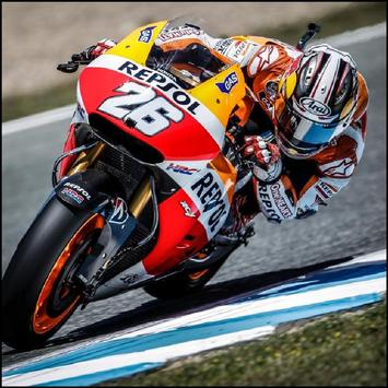 Dani Pedrosa HD Wallpaper screenshot 1