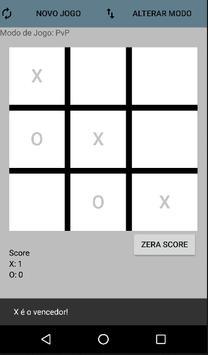 Jogo da Velha Retro apk screenshot