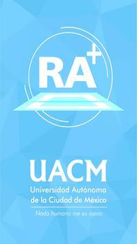 RA UACM poster
