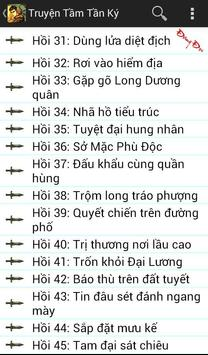 Truyen Tam Tan Ky poster