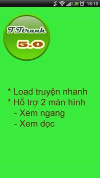 Truyen tranh 5.0 apk screenshot