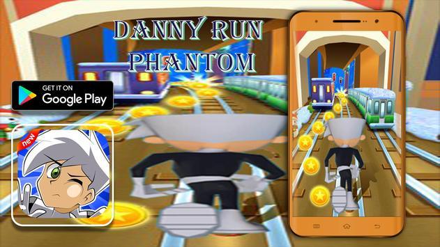 Danny Run Phantom apk screenshot