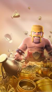 COC Wallpapers HD poster
