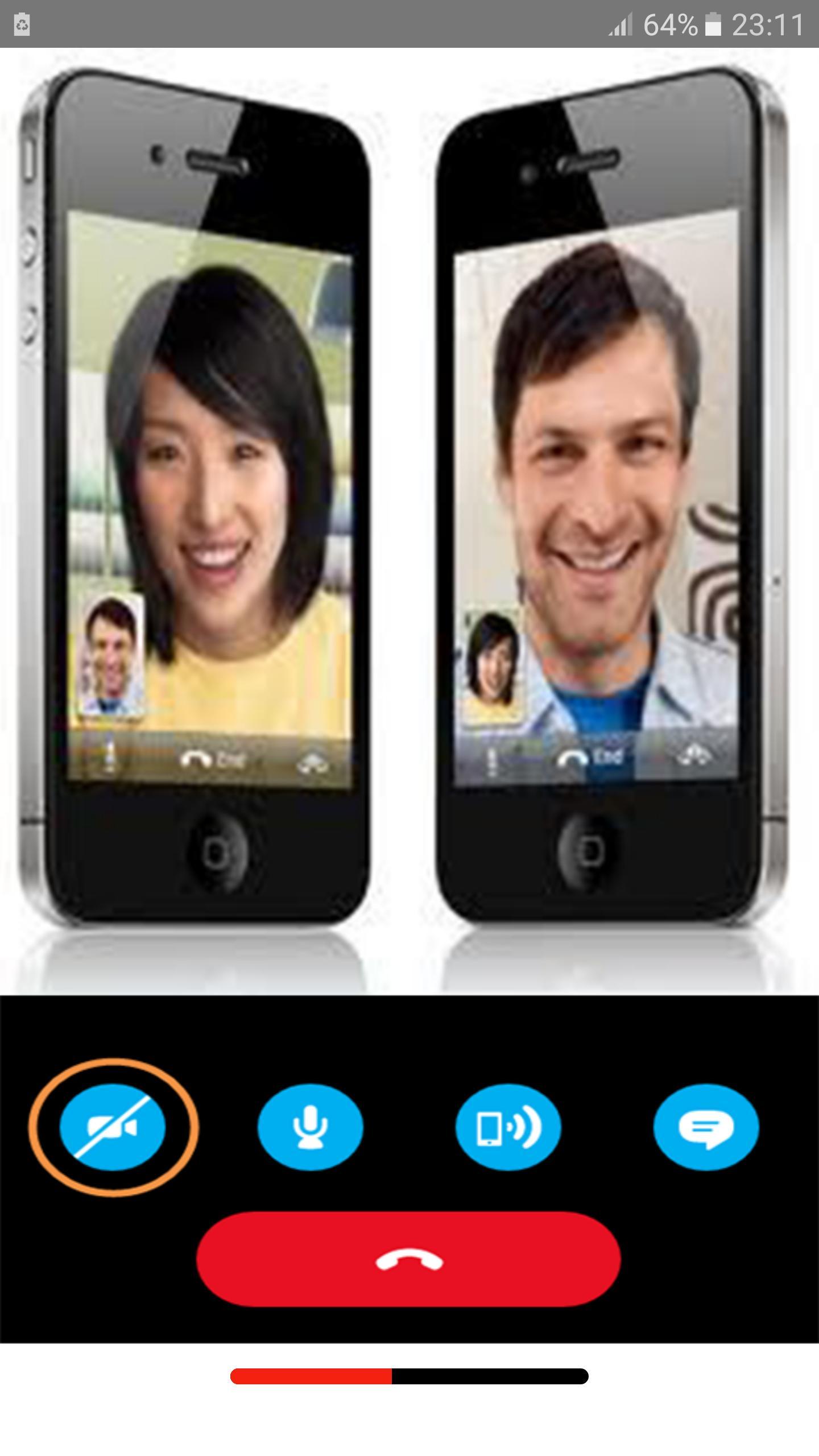 دردشة فيديو مباشرة حول العالم for Android - APK Download
