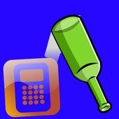 DareSpin Calc icon