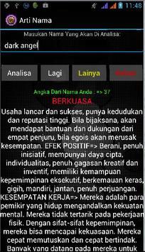 Arti Nama screenshot 2