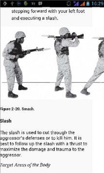 Marine Martial Arts Mcrp 3-02B apk screenshot