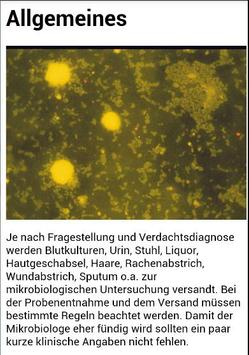 Medizinische Mikrobiologie apk screenshot
