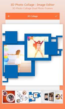 3D Photo Collage&Image Editor screenshot 1