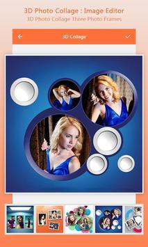 3D Photo Collage&Image Editor screenshot 2