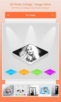 3D Photo Collage&Image Editor screenshot 6
