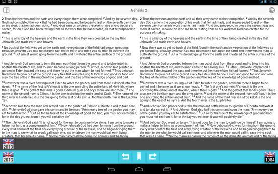 JW Bible 2 - Multi language screenshot 9