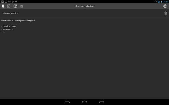 JW Bible 2 - Multi language screenshot 20