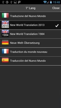 JW Bible 2 - Multi language screenshot 2