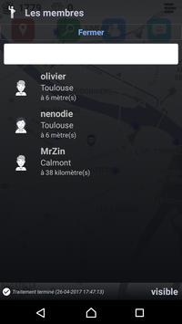 Track me GPS screenshot 7