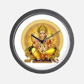 Ganesha clock new icon